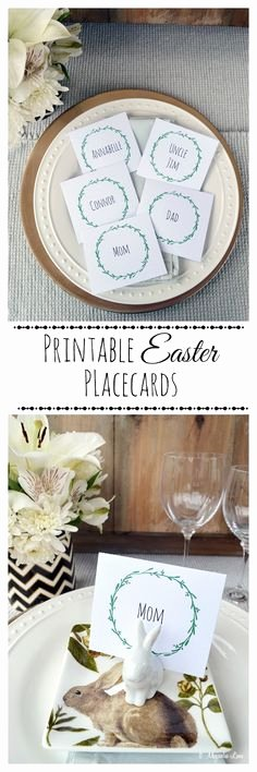 Free Printable Place Cards Best Of 1000 Ideas About Printable Place Cards On Pinterest