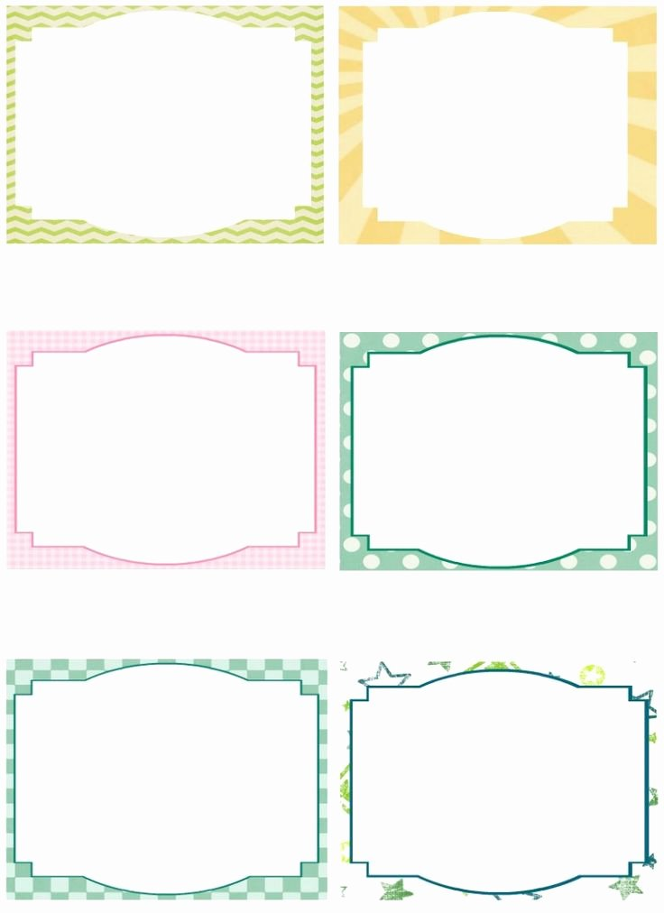 Free Printable Postcard Templates Best Of Free Note Card Template Image Free Printable Blank Flash
