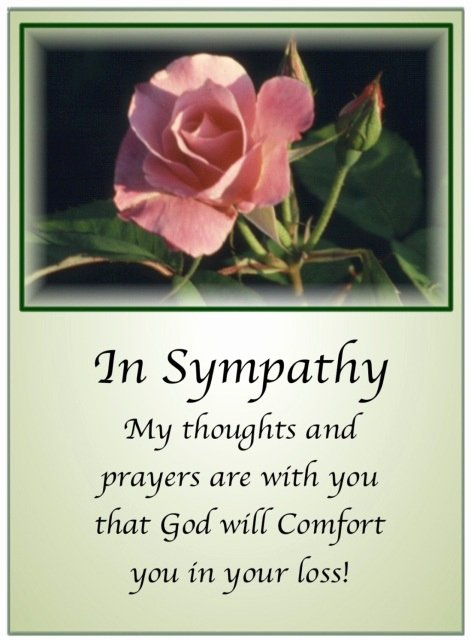 Free Printable Sympathy Cards Awesome Sympathy Cards