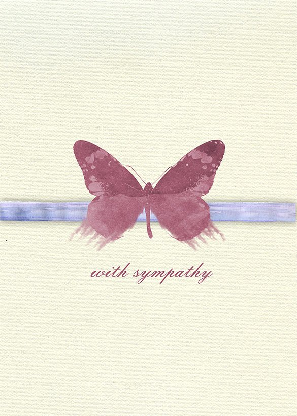 Free Printable Sympathy Cards Beautiful 12 Sympathy Card Templates Ai Google Docs Apple Pages