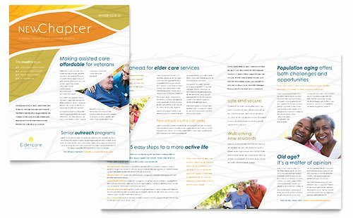 Free Publisher Newsletter Templates Beautiful Free Sample Newsletter Templates Word & Publisher