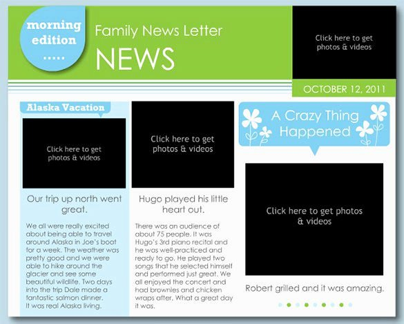 Free Publisher Newsletter Templates Best Of 22 Microsoft Newsletter Templates – Free Word Publisher