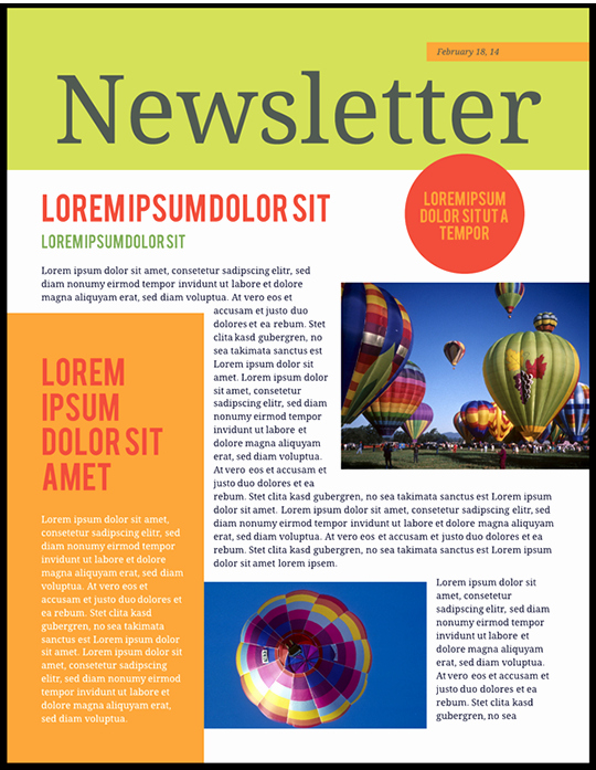 Free Publisher Newsletter Templates Fresh How to Make A Newsletter In 9 Steps
