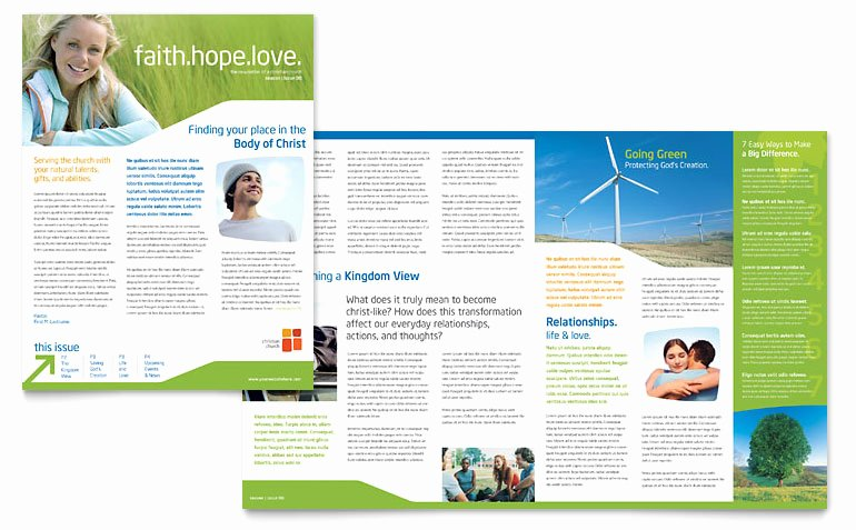 Free Publisher Newsletter Templates Lovely Church Youth Ministry Newsletter Template Word & Publisher