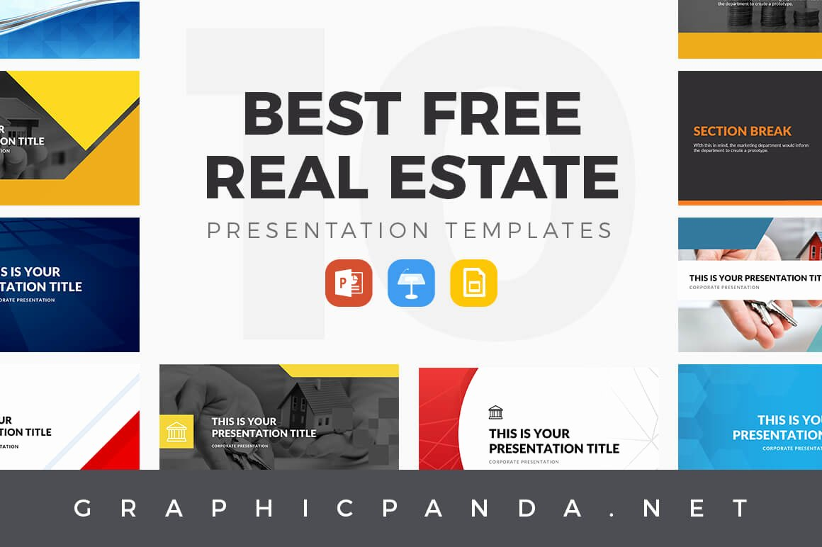 Free Real Estate Templates Luxury 10 Best Free Real Estate Powerpoint Templates Keynote