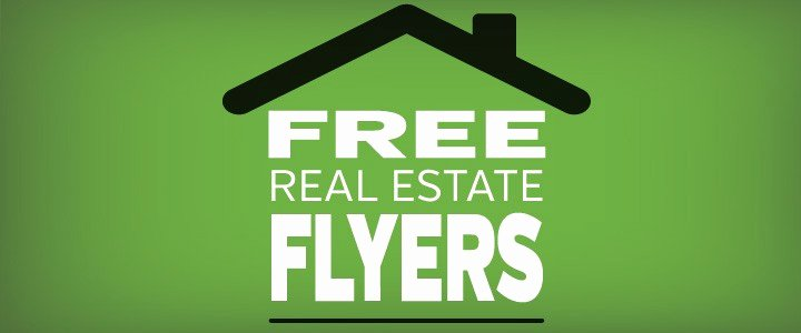Free Real Estate Templates Unique Free Real Estate Flyer Templates Download & Print today