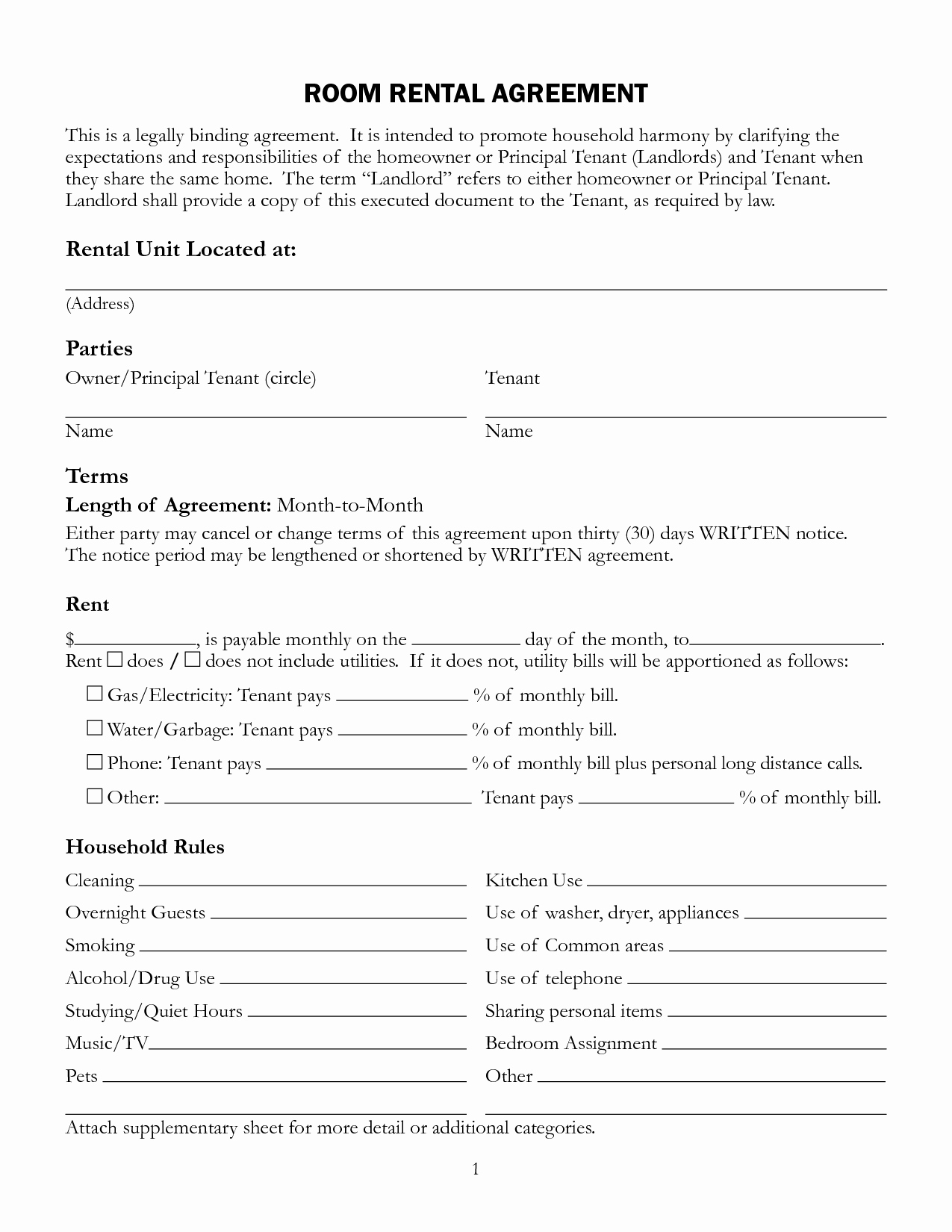 Free Rental Agreement Template New Pin by Berty Zulfianna On Share In 2019