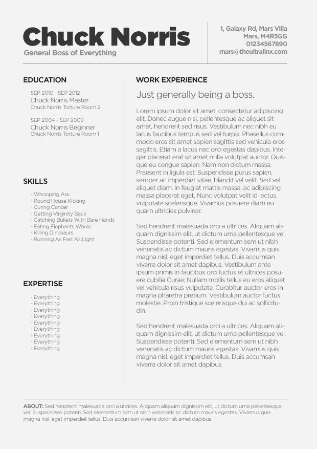 Free Resume Templates for Mac Best Of Free Resume Templates for Mac