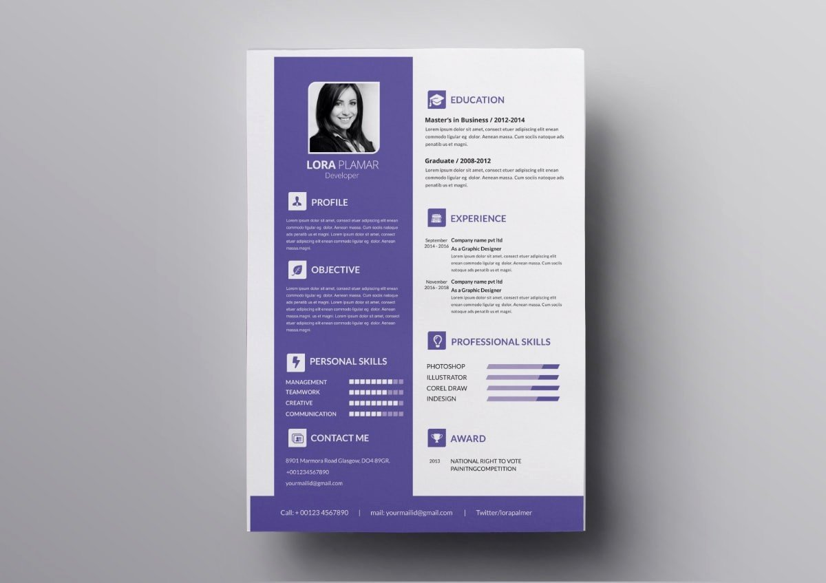 Free Resume Templates for Mac Best Of Pages Resume Templates 10 Free Resume Templates for Mac
