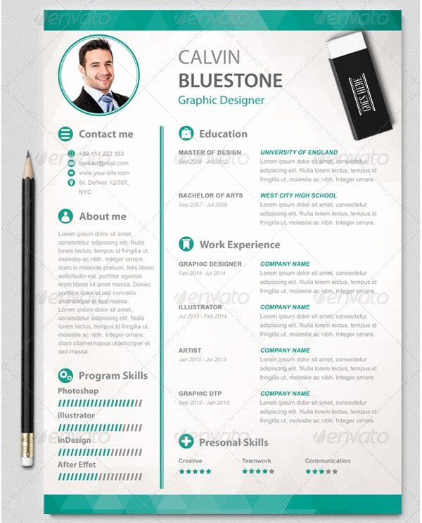 Free Resume Templates for Mac Inspirational Resume Template Mac