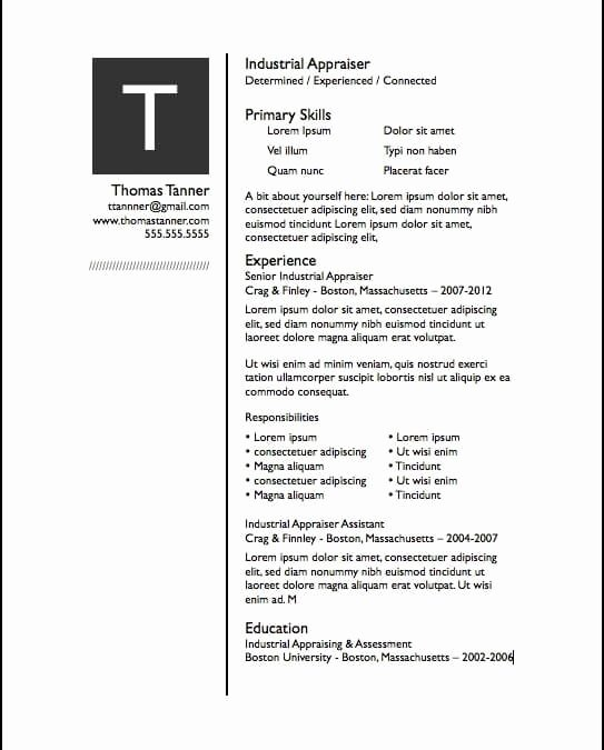 Free Resume Templates for Mac Luxury Template for Resume Mac Flowersheet