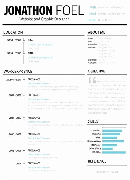 Free Resume Templates for Mac Unique Free Resume Templates for Mac Pages
