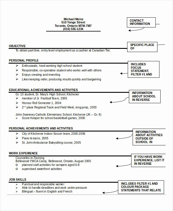 Free Resume Templates Pdf Awesome 30 Best Resume formats Doc Pdf Psd