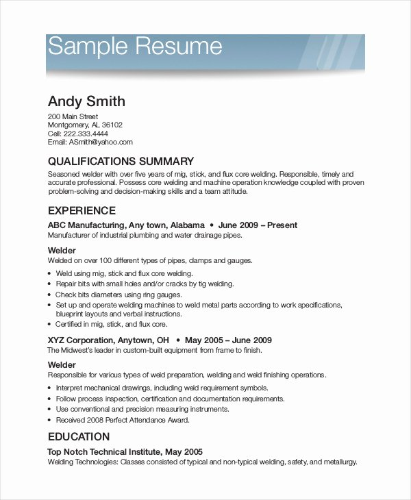 Free Resume Templates Pdf Lovely Free to Print Resume Templates