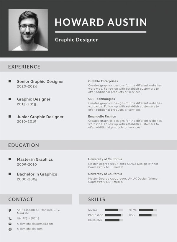 Free Resume Templates Pdf Luxury 35 Sample Cv Templates Pdf Doc