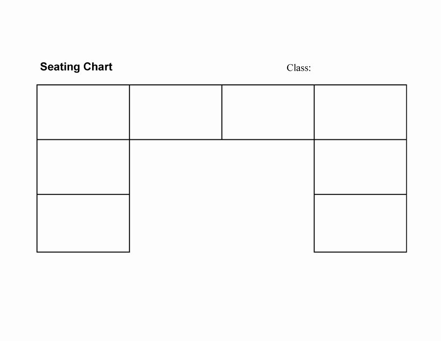Free Seating Chart Template Best Of 40 Great Seating Chart Templates Wedding Classroom More