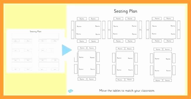 Free Seating Chart Template Best Of 9 10 Office Seating Chart Template