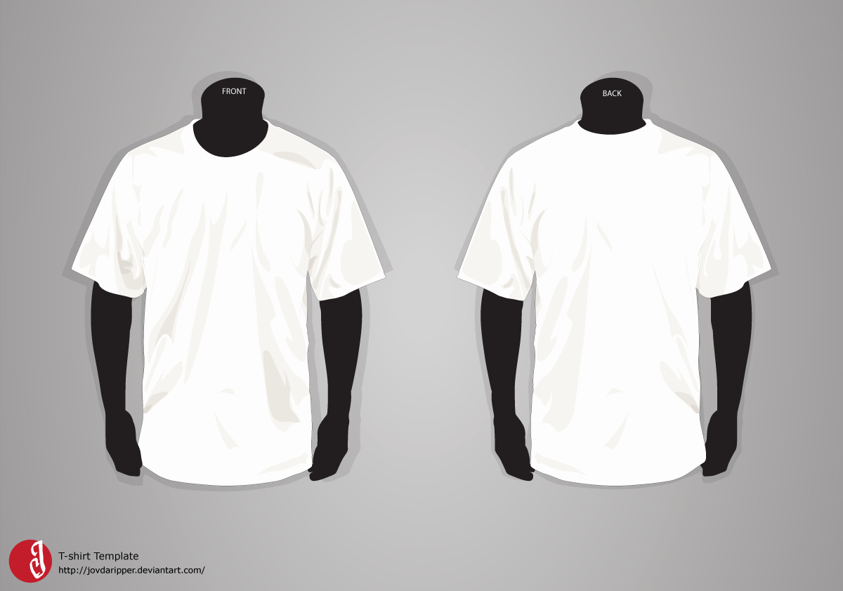 Free T Shirt Template Awesome T Shirt Template Update by Jovdaripper On Deviantart