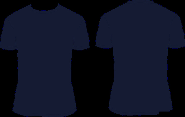 Free T Shirt Template Lovely T Shirt Template Blank · Free Vector Graphic On Pixabay