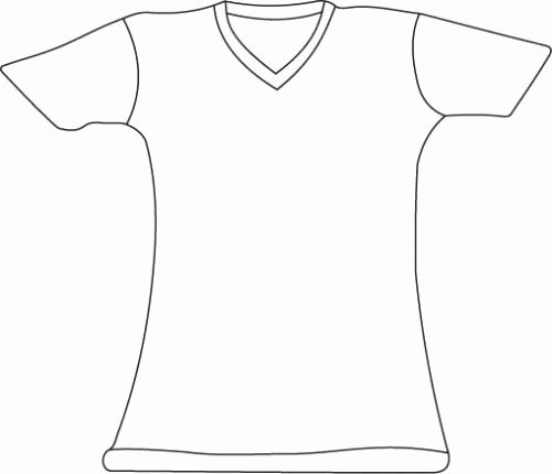 Free T Shirt Template New Blank T Shirt Template T Shirt Templates