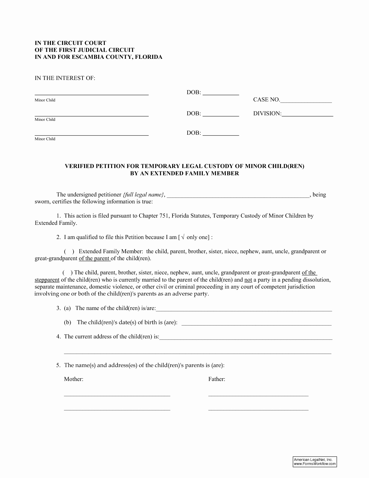 Free Temporary Guardianship form Inspirational Best S Of Temporary Guardianship form Florida Free