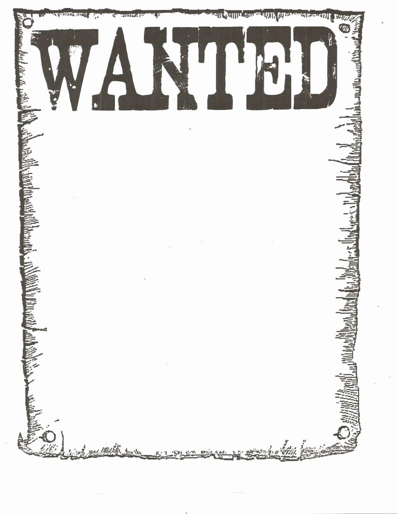 Free Wanted Poster Template Awesome Pin On Books Worth Reading