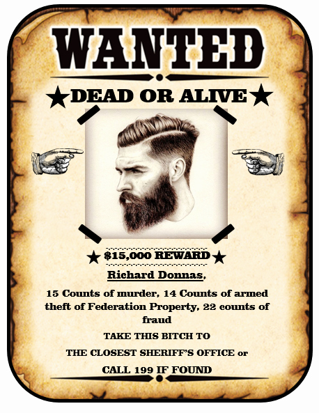 Free Wanted Poster Template Beautiful Wanted Poster Templates