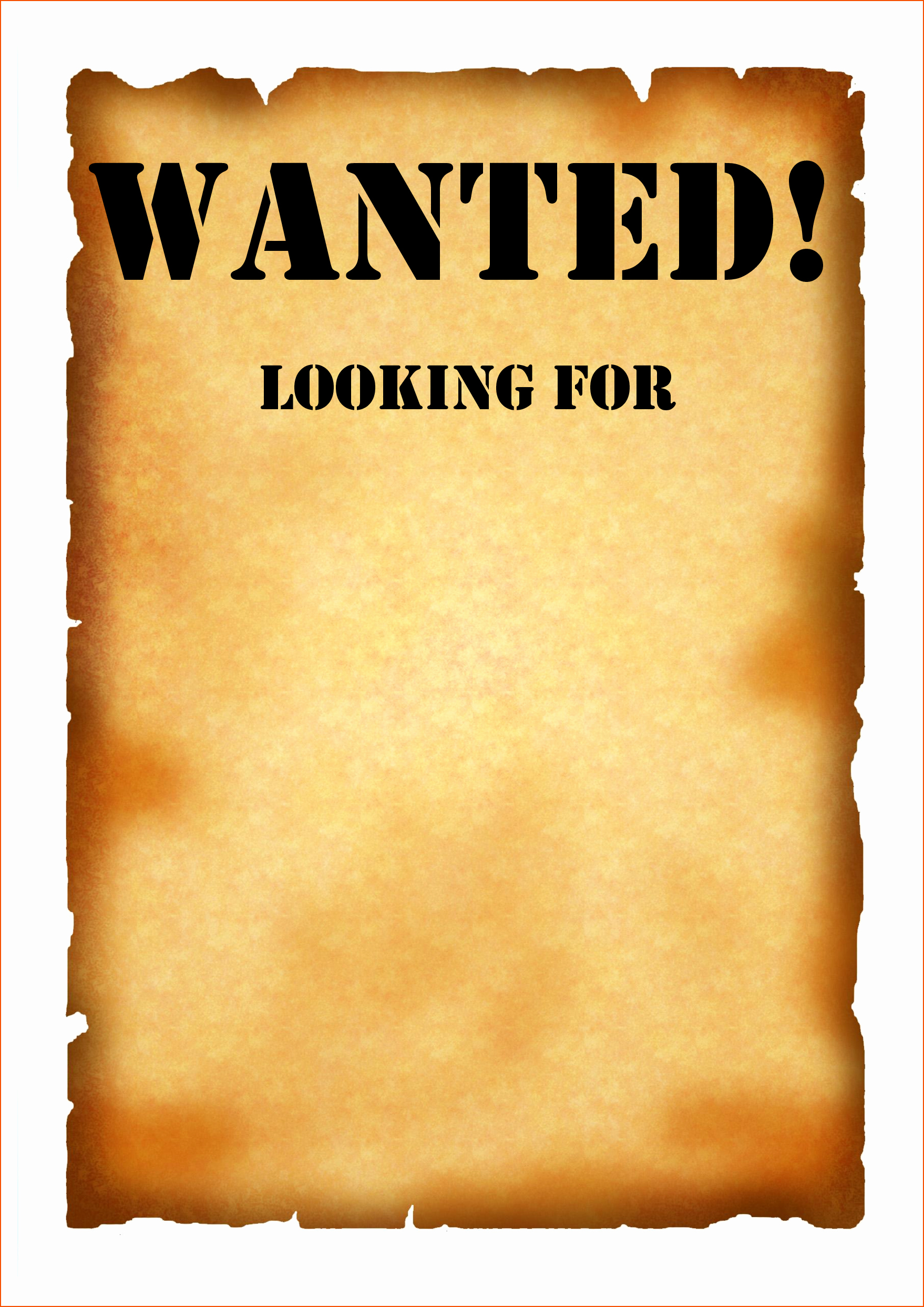 Free Wanted Poster Template Fresh 6 Poster Templates for Word Bookletemplate