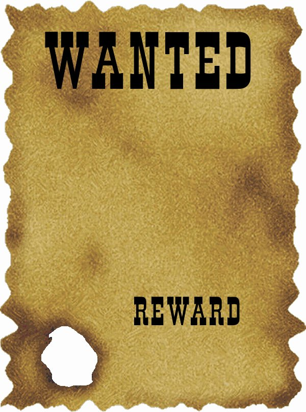 Free Wanted Poster Template New 301 Moved Permanently