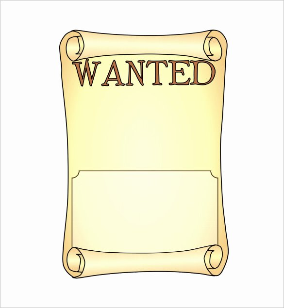 Free Wanted Poster Template Unique 14 Blank Wanted Poster Templates Free Printable Sample
