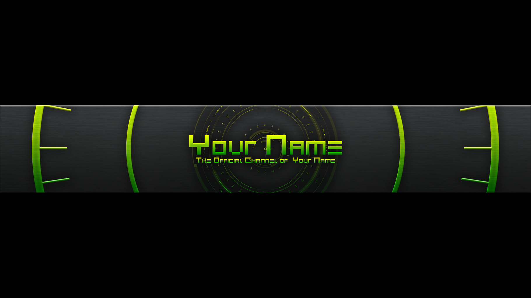 Free Youtube Banner Templates Beautiful What is A Youtube Banner Template