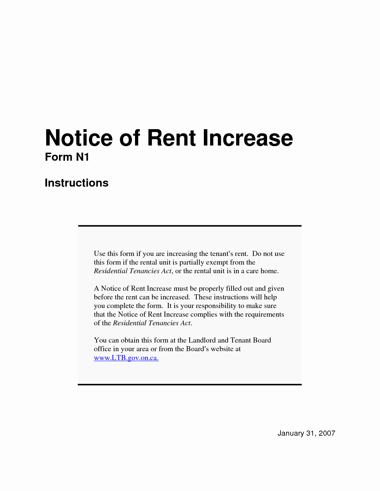 Friendly Rent Increase Letter Awesome Notice Of Rent Increase Sample Google Search