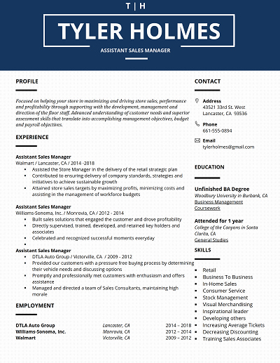 Functional Resume Template Word Best Of Blue Bell Table formatted Core Functional Resume W