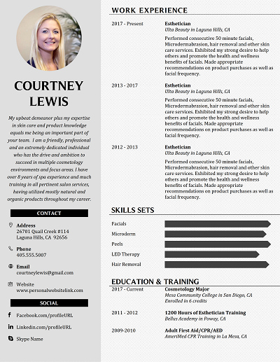 Functional Resume Template Word Luxury Principled Beige Core Functional Resume W Columns