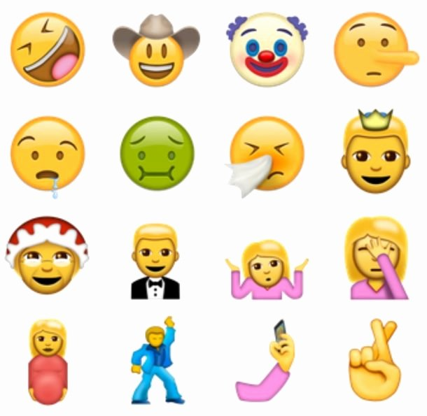 Funny Emoji Copy and Paste Best Of How to Use 72 New Emoji Icons Right now From Unicode 9