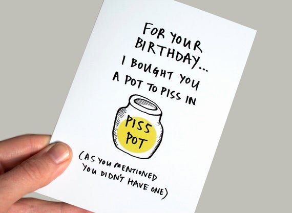 Funny Printable Birthday Cards Beautiful Funny Birthday Card Funny Greeting Card Sarcastic Birthday