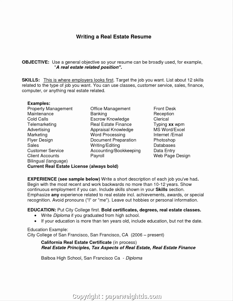 Generic Objective for Resume Elegant Simply Generic Resume Objective Generic Resume Samples