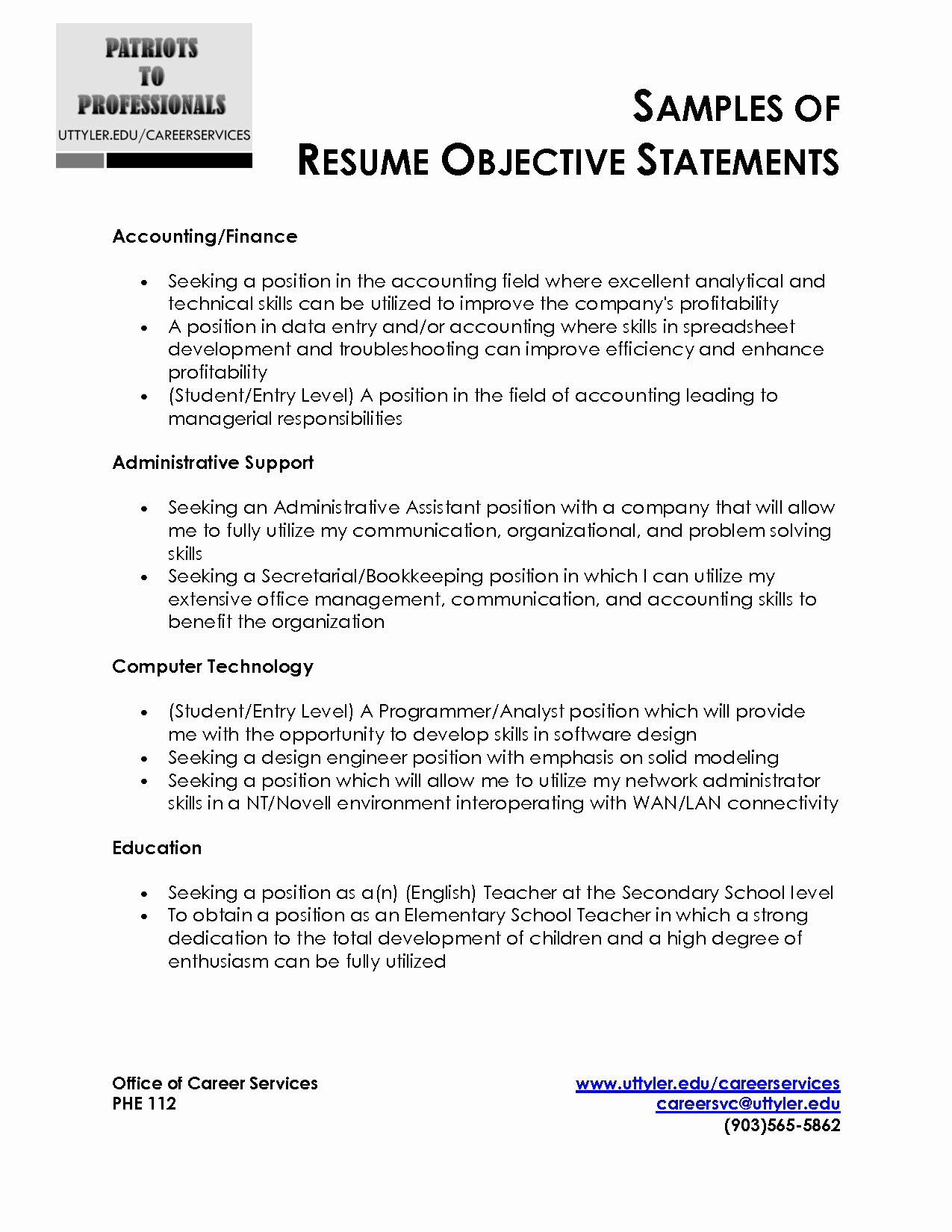 Generic Objective for Resume Luxury General Objective Statement for Resume Resume Ideas