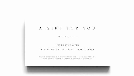 Gift Certificate Template Pages Beautiful Gift Certificate Template A Gift for You Gift Voucher