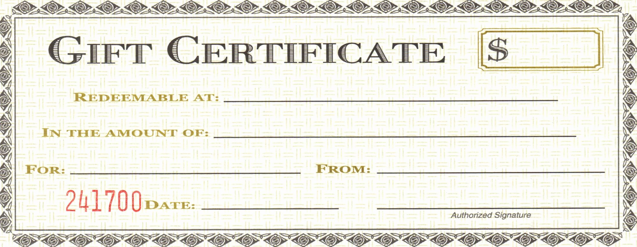 Gift Certificate Template Pages New 18 Gift Certificate Templates Excel Pdf formats
