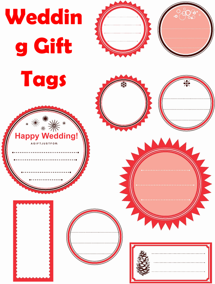 Gift Tag Template Word Beautiful 5 Gift Tag Templates to Create A Personalized Gift Tag