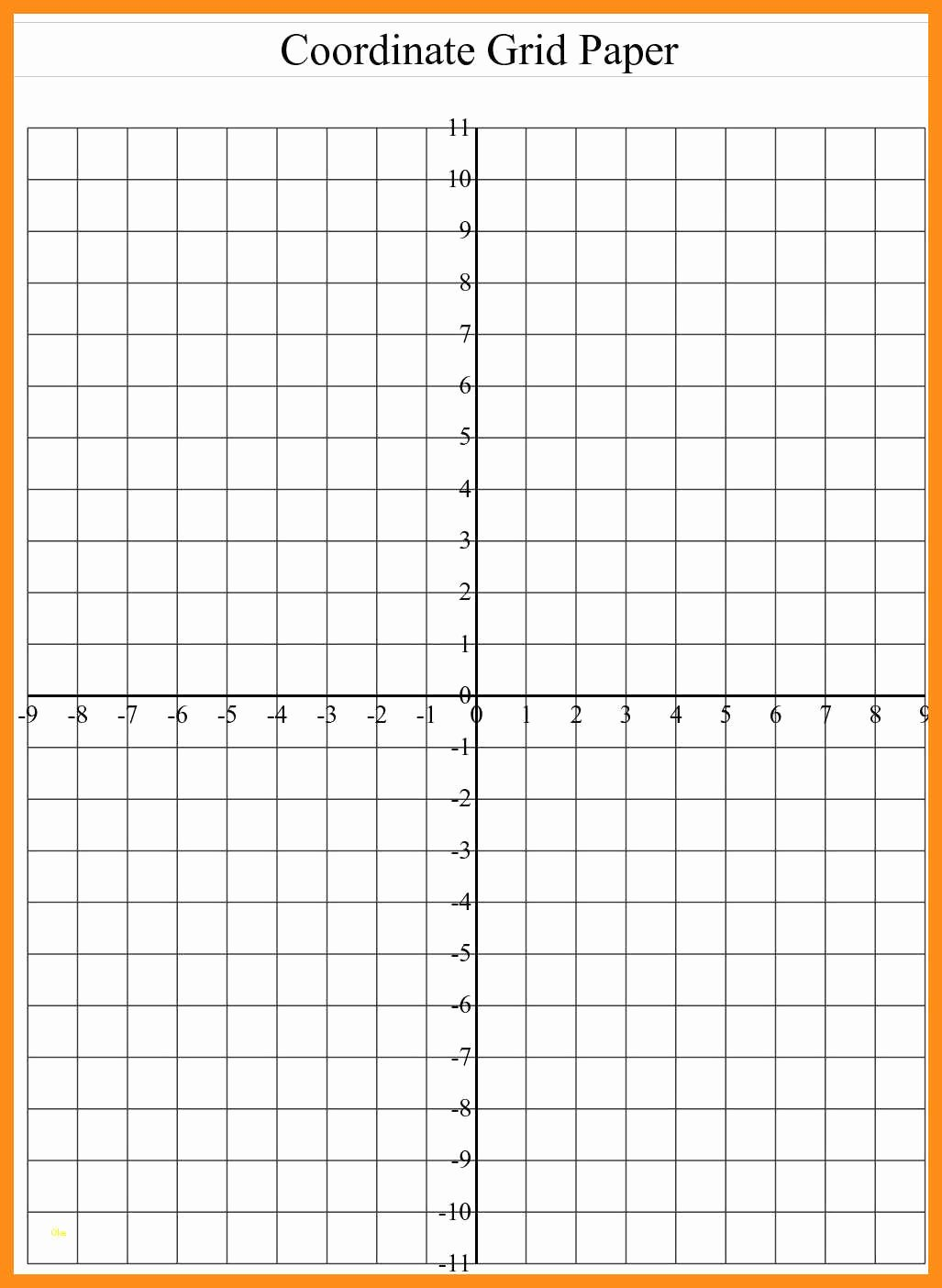 Graph Paper Template Pdf Beautiful 10 11 Grid Paper Template for Excel