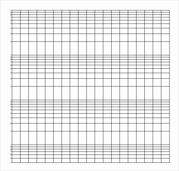 semilog graph paper