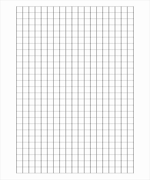 Graph Paper Template Pdf Fresh 9 Free Graph Paper Templates Pdf