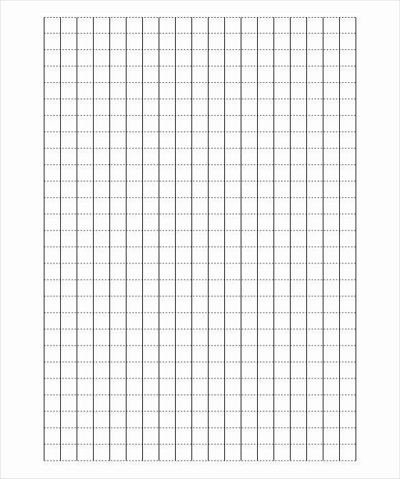 Graph Paper Template Pdf Fresh 9 Free Graph Paper Templates Pdf
