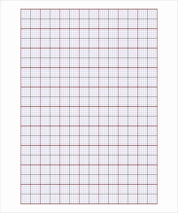 Graph Paper Template Pdf Fresh 9 Graphing Paper Templates – Free Sample Example format