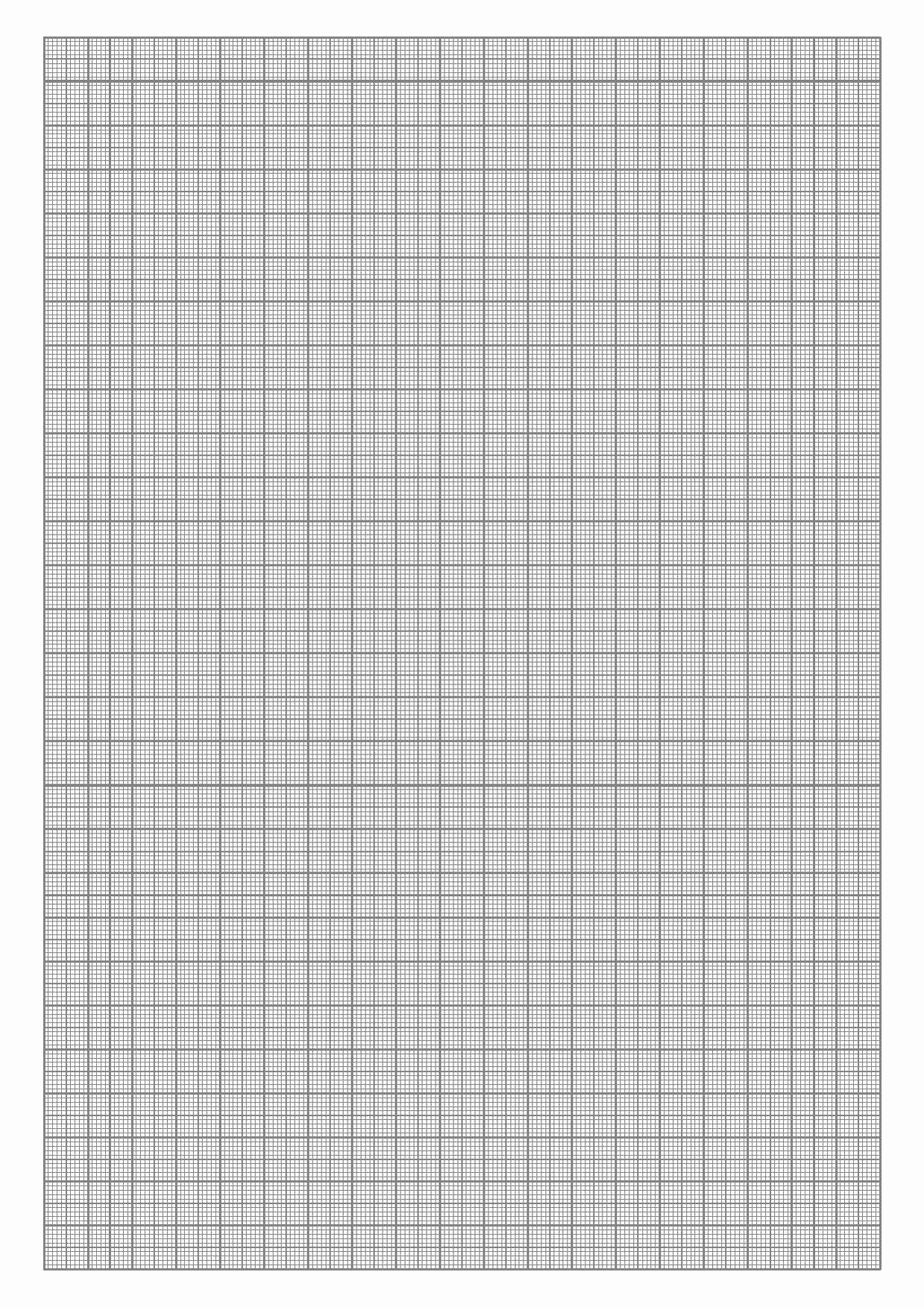 Graph Paper Template Pdf Fresh File Graph Paper Mm A4 Pdf