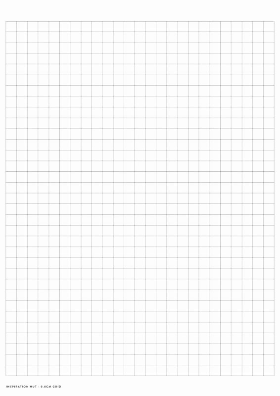 Graph Paper Template Pdf Inspirational Printable Graph Paper Pdf