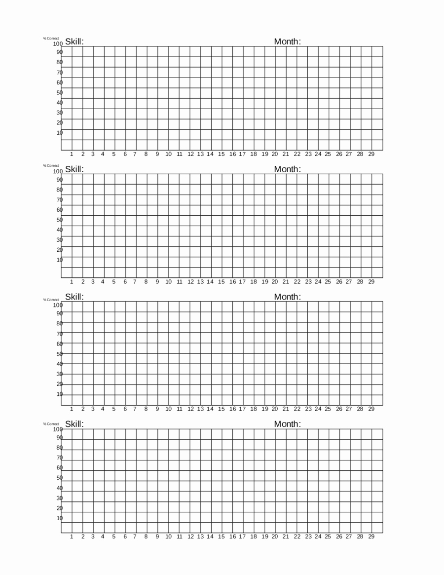Graph Paper Template Pdf New 2019 Printable Graph Paper Fillable Printable Pdf