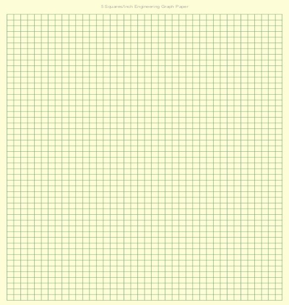 Graph Paper Template Pdf New Engineering Paper Template – 9 Free Word Pdf Jpeg